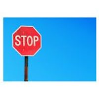 Stop Sign Negligence