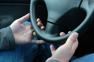 Vehicle Steering Wheel Driving Crash Personal Injuries